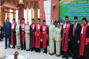 Pelantikan Bapak I Wayan Sukradana, S.H., M.H