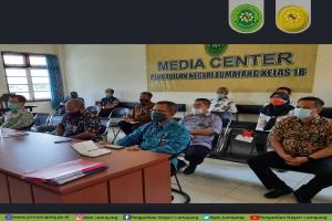 Webinar Beasiswa LPDP bagi Warga Peradilan