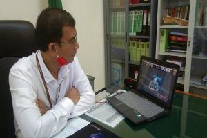 Live Streaming Pidato KMA Dr. Muhammad Syarifuddin