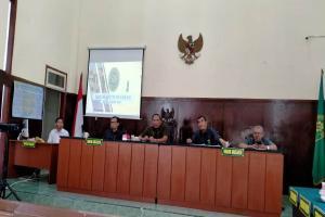 Rapat Pleno Dan Monev
