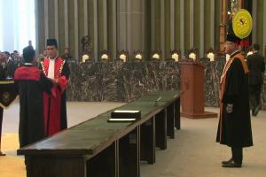 Pelantikan KPT Surabaya – Dr. H. Herri Swantoro, SH, MH