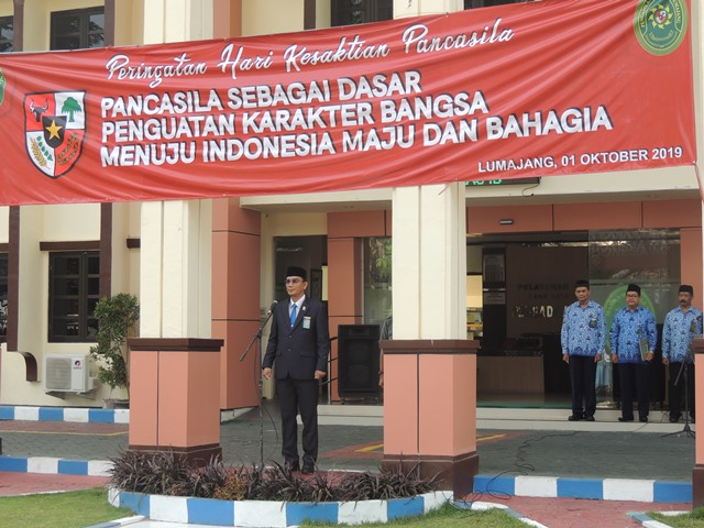 Upacara Kesaktian Pancasila 2019